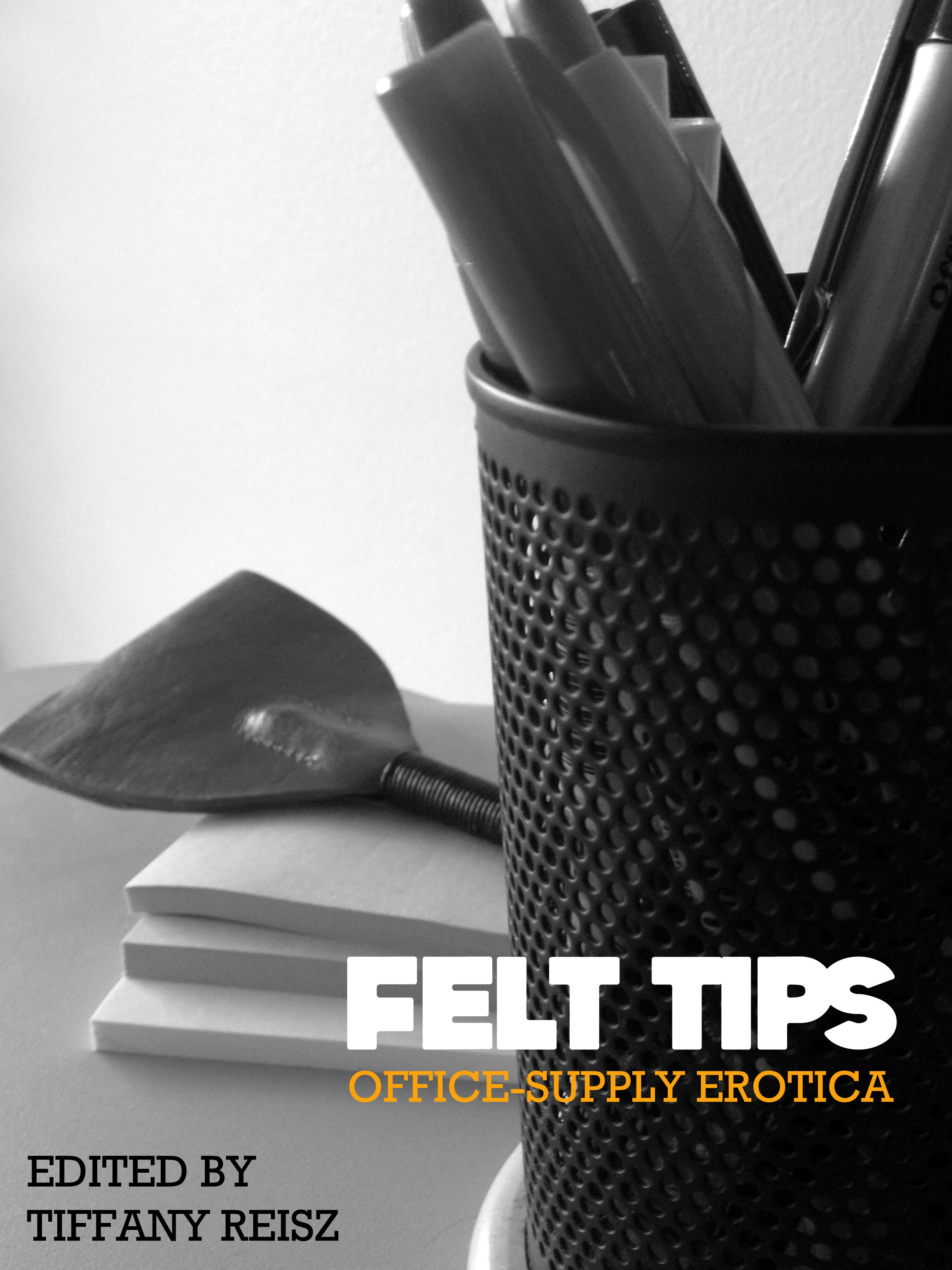 Felt Tips Anthology Cover