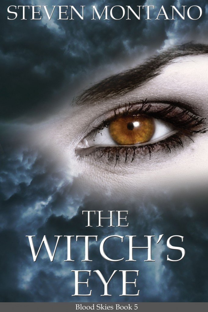 The Witch's Eye - Book 5 in the Blood Skies Series