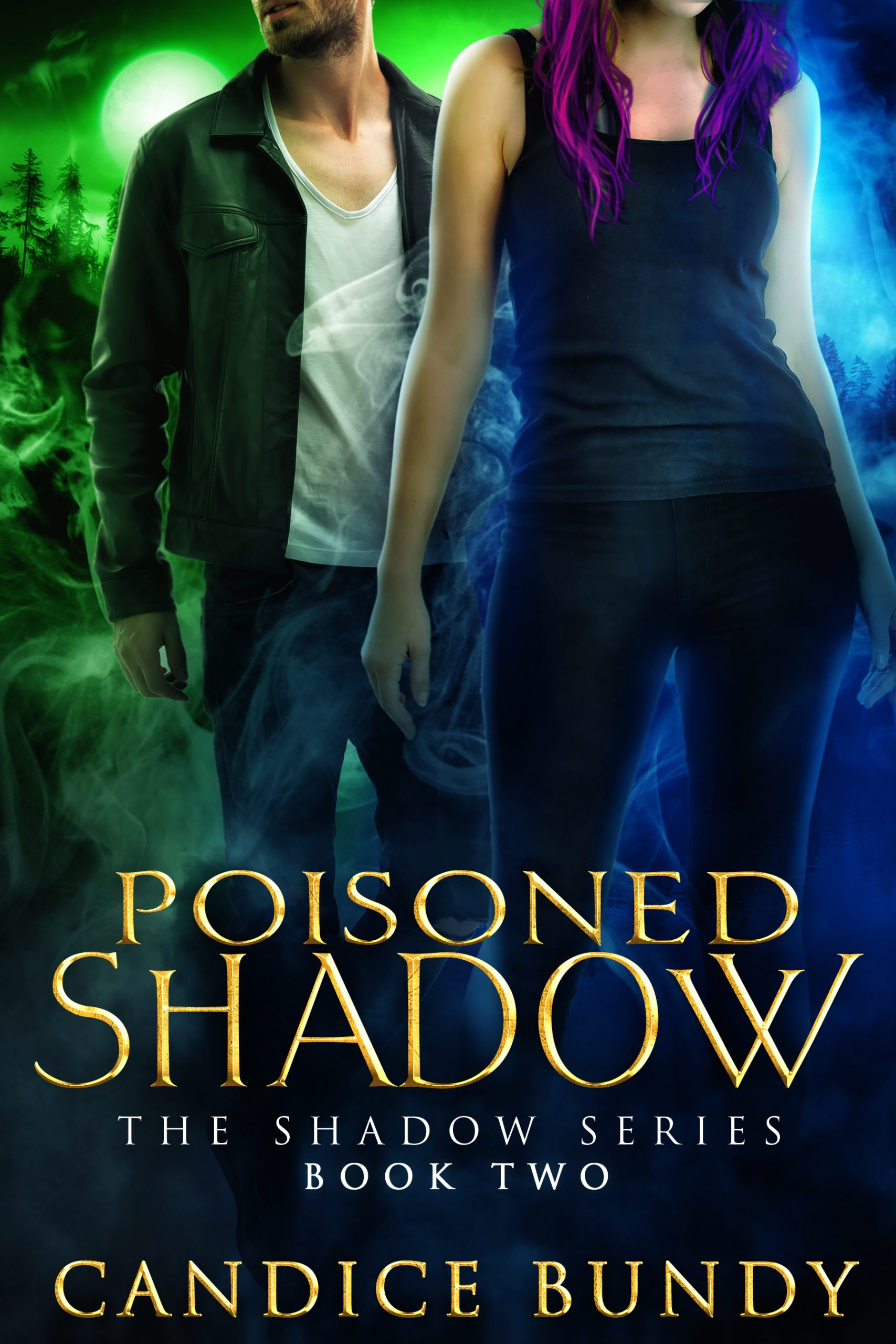 Poisoned Shadow Book Cover