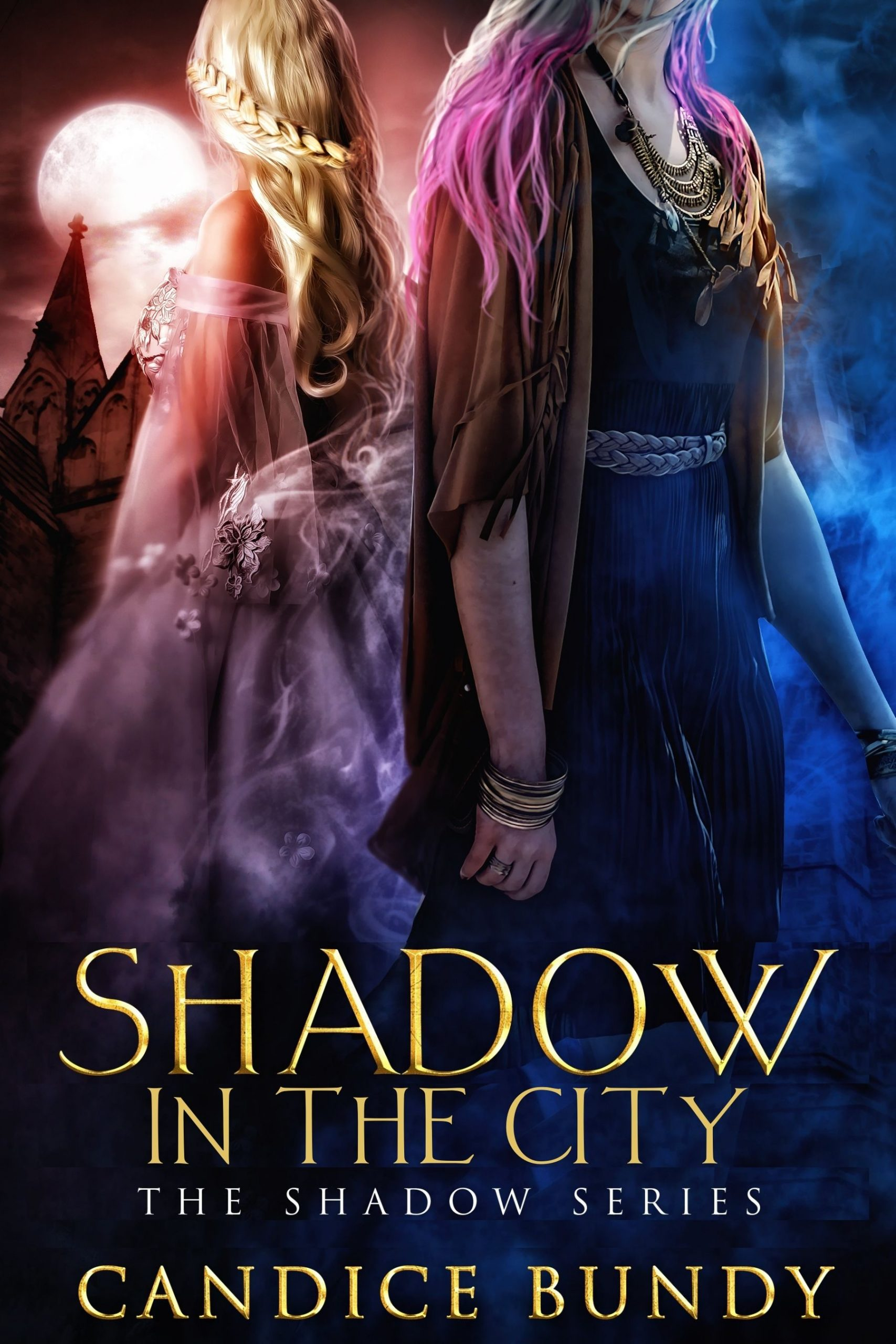 Shadow in the City Book Cover
