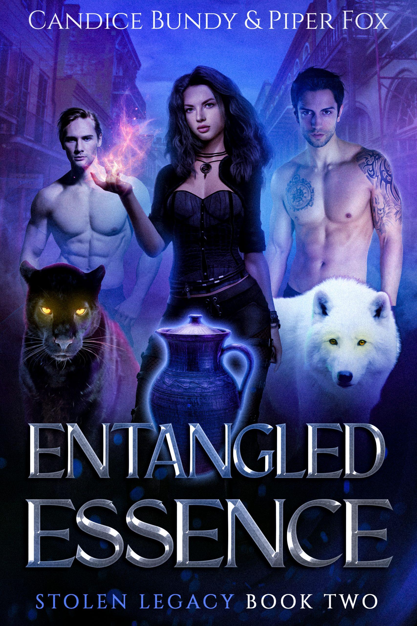 Entangled Essence Book Cover